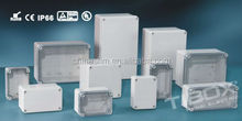 plastic box enclosure electronic for electrical industry