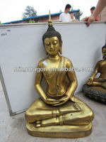 antique buddha statu