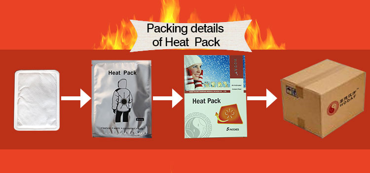 Hot sales wholesale Hand warmer pad safe convenient for adults