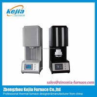 1700 degree Touch screen ceramic furnace dental for University Research
