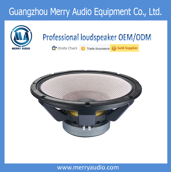 Professional 18 inch double magnets concert bass sub woofer for line array and empty subwoofer speaker wholesale factory price