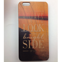 Nature Wood Phone Case for iphone5 , mobile cover