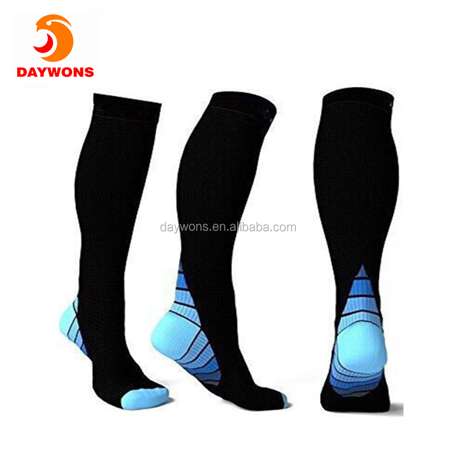 Performance Compression Socks Best for Athletic Sports Healthy Breathy Stockings