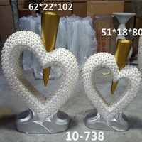 Wholesale OEM Elegant Heart Shape Floor
