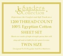 Bed Sheets 1200 Thread Count