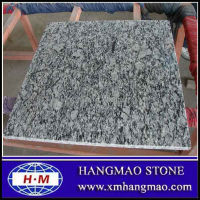 Cheap China white sea wave granite slab