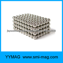 Best Sale Permanent Magnet Rare Earth Magnet 5mm Sphere Neodymium Magnet Balls