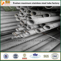 Small Size Round Shape Industrial Tube Pipe High Pressure Stainless Steel Pipe