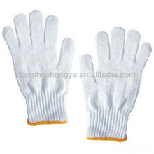 Factory Outlet Cotton Kitted Safety Workwear Gloves