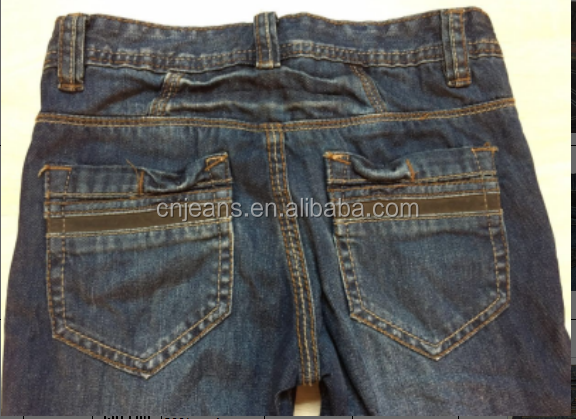 GZY jeans and kurti stock jeans jeans wholesale china