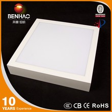 high lumen CE listed ceiling slim led panel light 295*295mm led panel light