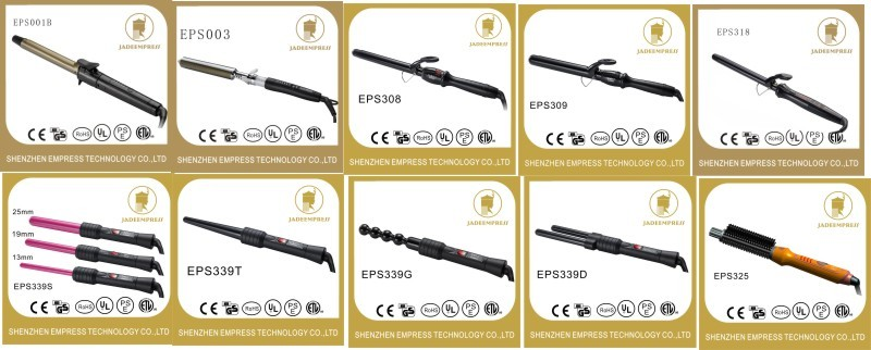 Hair curling iron tool ceramic hair curling iron marcel iron EPS318