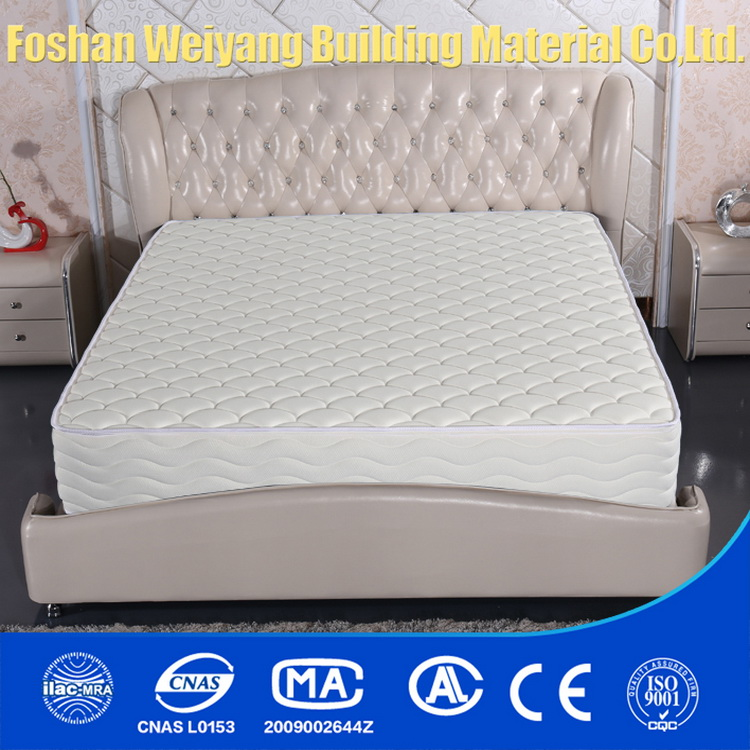 Royal coil independent spring bubble mattress in stock