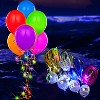 China Manufacture 2016 Led Sparkle Balloon String Lights