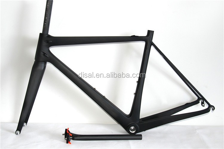 Dashine Brand New Carbon Bicycle Frame Chinese Carbon Road Bicycle Frame Carbon Frame
