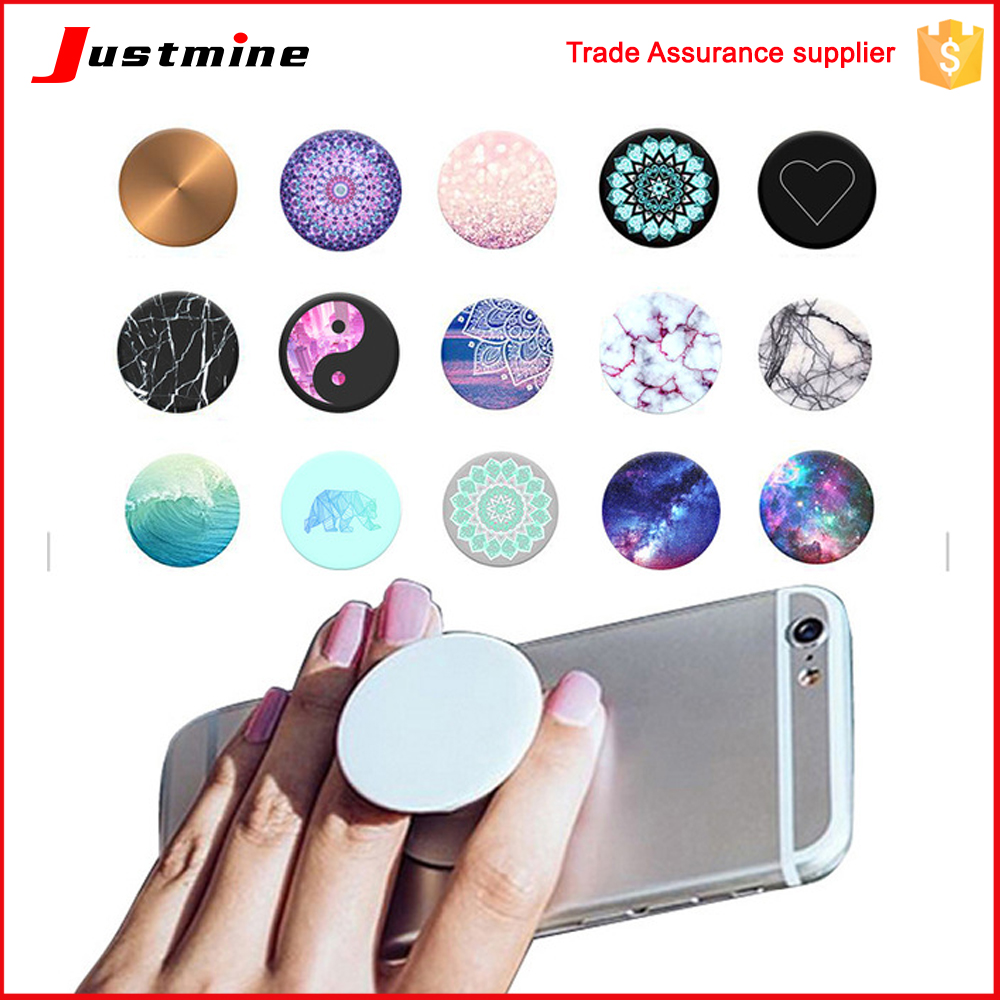 Phone Accessories Mobile Finger Ring Mobile Phone Holder For Smartphone
