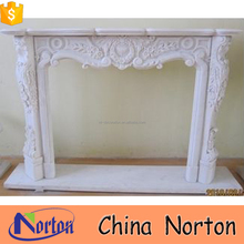 natural marble cheap home depot fireplaces mental NTMF-F513X