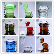 FDA certificated Custom color PET kilner jar manufacturers