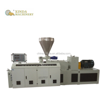 Xingda high quality oem mini pvc plastic extruder machine manufacturers