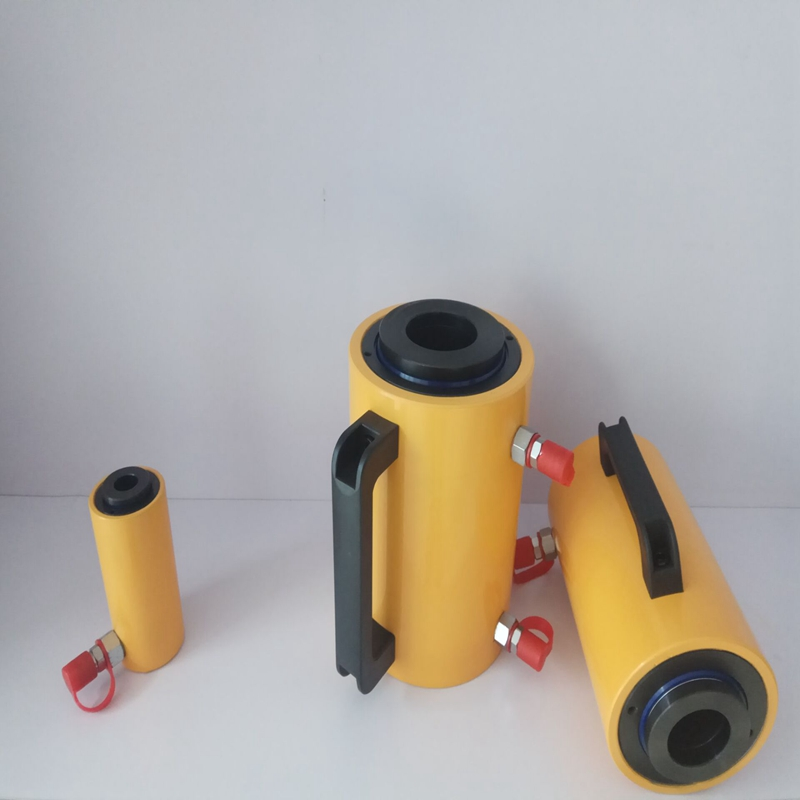 50T General Purpose Single Acting Electric Hydraulic Cylinders
