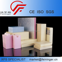 XPS thermal insulation board, building construction material