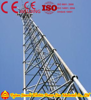 Self Supporting Tubular Steel Tower Supplier