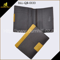 2015 European Style wallet shop , Young men wallet leather case
