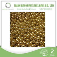 Wholesale small copper ball brass ball for jewelry