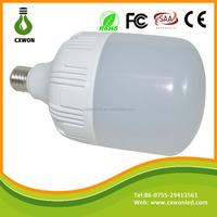 high bay replacement led bulb T120 50CPF 50w e27 e40 big led lighting bulb