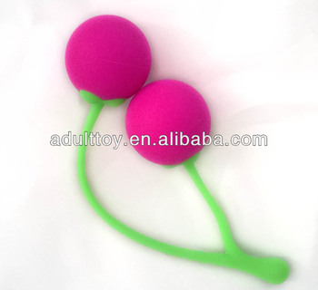 adult toy full silicone sex toy smart anal balls Vaginal exercise device
