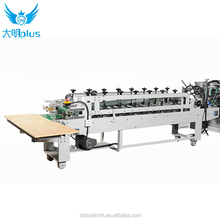 ZX850BTSL-4&6 corners efficiency automatic folder gluer machine