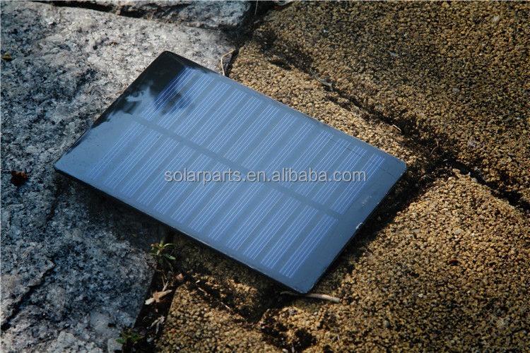 Custom made PET Laminated small size Solar panel for sale