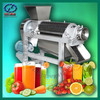 304 stainless steel high capacity fruit industrial cold press juicer