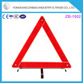 Wholesale Safety Reflector new model Folding safety warning triangle