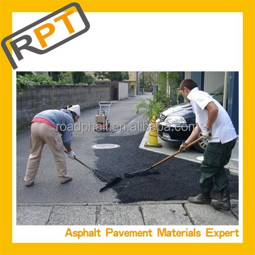 manufacture /plant high performance cold mix asphalt 2017 new product