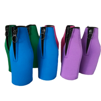 Neoprene hot water beer bottle cover