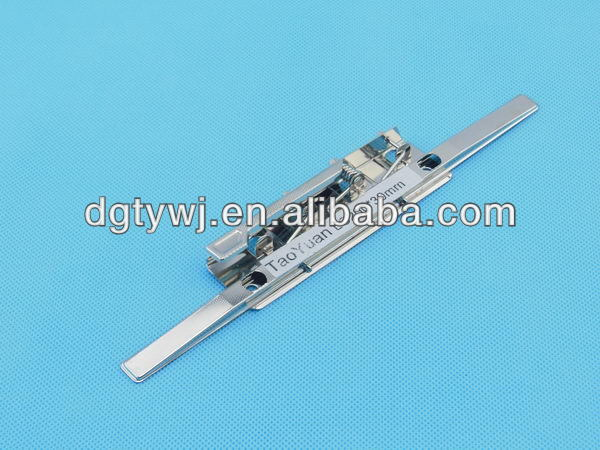 Discount top sell 4100mm metal lever clip / z clips