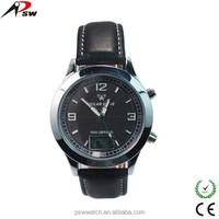 Watch Factory New Solar Power Automatic Watches Men Luxury Solar Time Stainless Steel Solar Watch