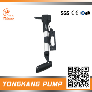 Iron and plastic material mini sump pump with float switch for balls