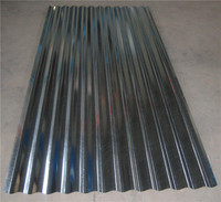 28 gauge corrugated galvanized metal steel iron roofing/fence sheet
