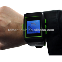 high end and best quality watch wrist gps tracker