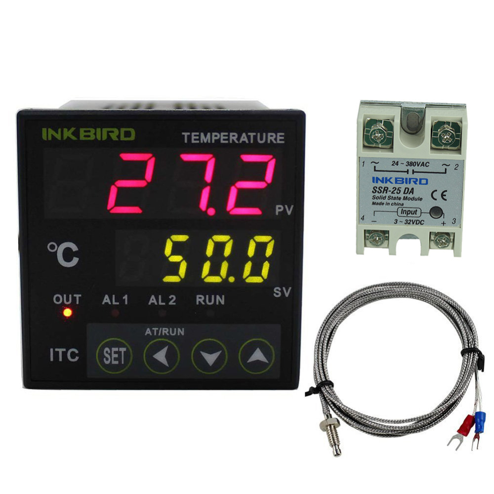 Inkbird ITC-100VL programmable digital temperature <strong>controller</strong>