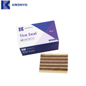 tire repair seal 10cm Brown for tire plug tool