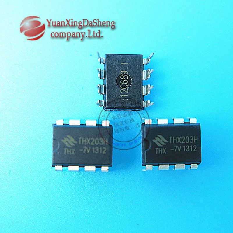 DIP-8--YXDS3 Electronic Component New IC THX203 THX203H chip DIP-8