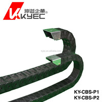 KYEC chip protection closed cable chain / carrier / drag chain (made in Taiwan)