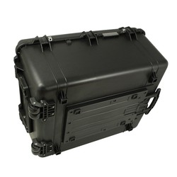 for electronic device plastic equipment storage case
