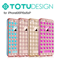 TOTU Newest Dazzling Design Fancy TPU Wholesale cell phone case for iphone 6s