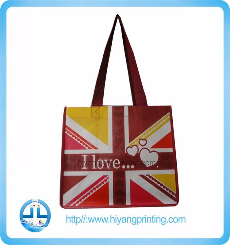recycled higih quality luggage bag supermarket shopping bag