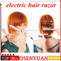 Revolutionary new hairdressing tools-electric hair razor