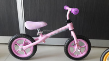 Steel Children Balance Bike/cheap wholesale banalce bicycles for sale /balance bike